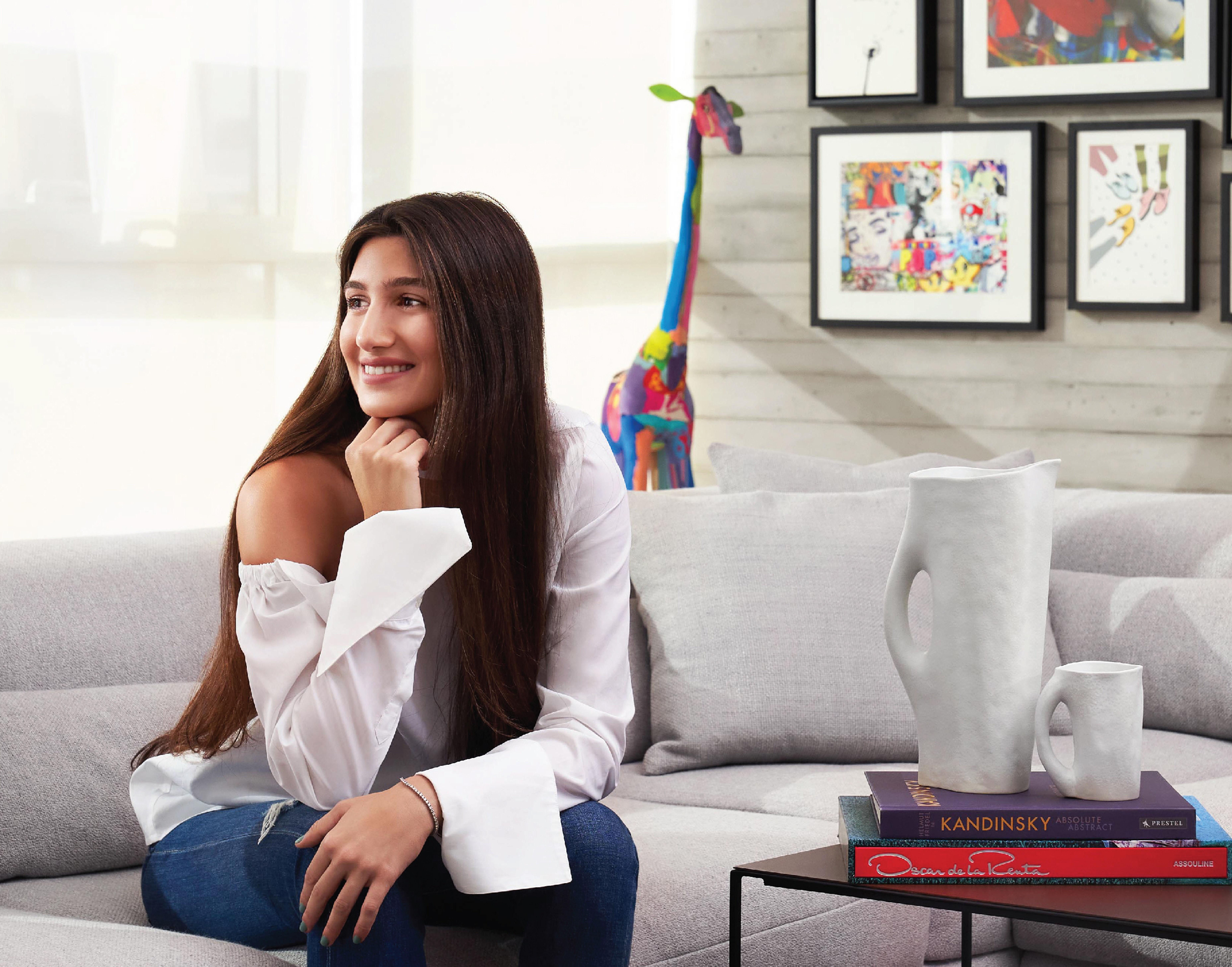 Meet: Jessica Khouzami