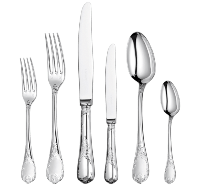 Marly Flatware Set 75Pcs, large