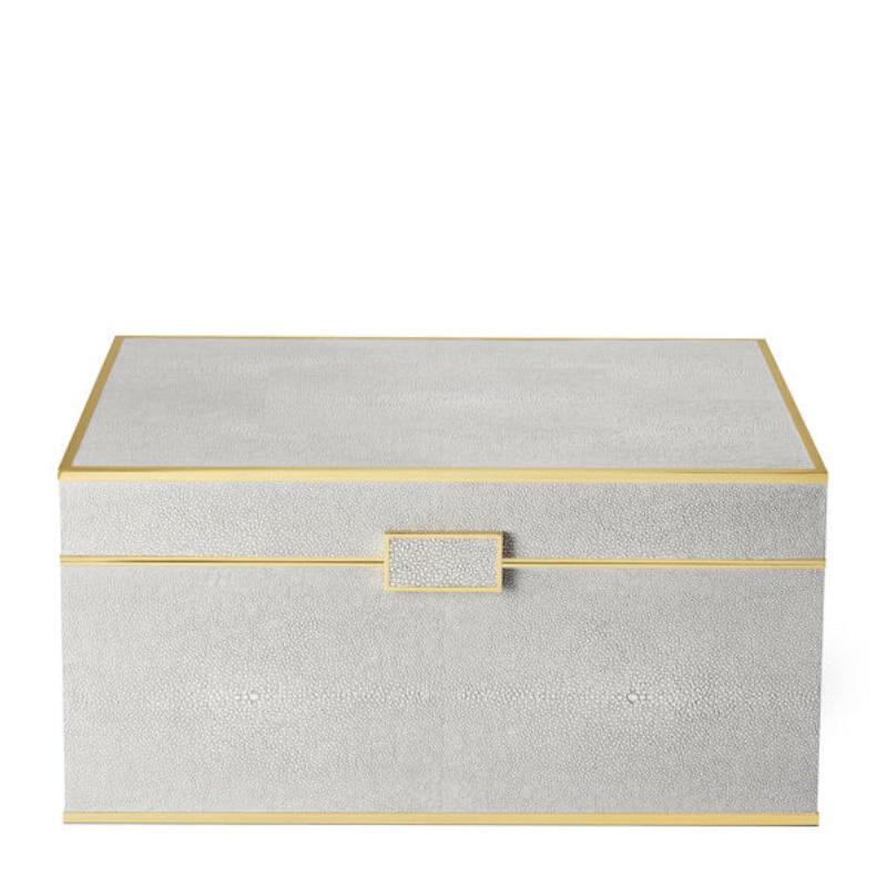 صندوق مجوهرات لوكس كلاسيك شغرين, large
