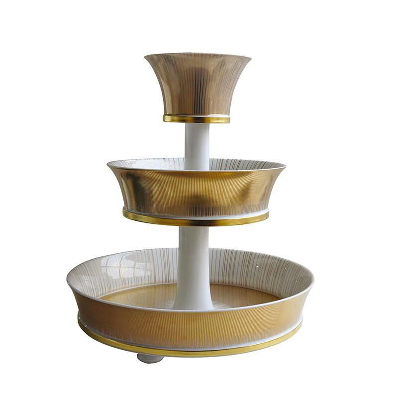 Sol 3 Tiers Tray, large