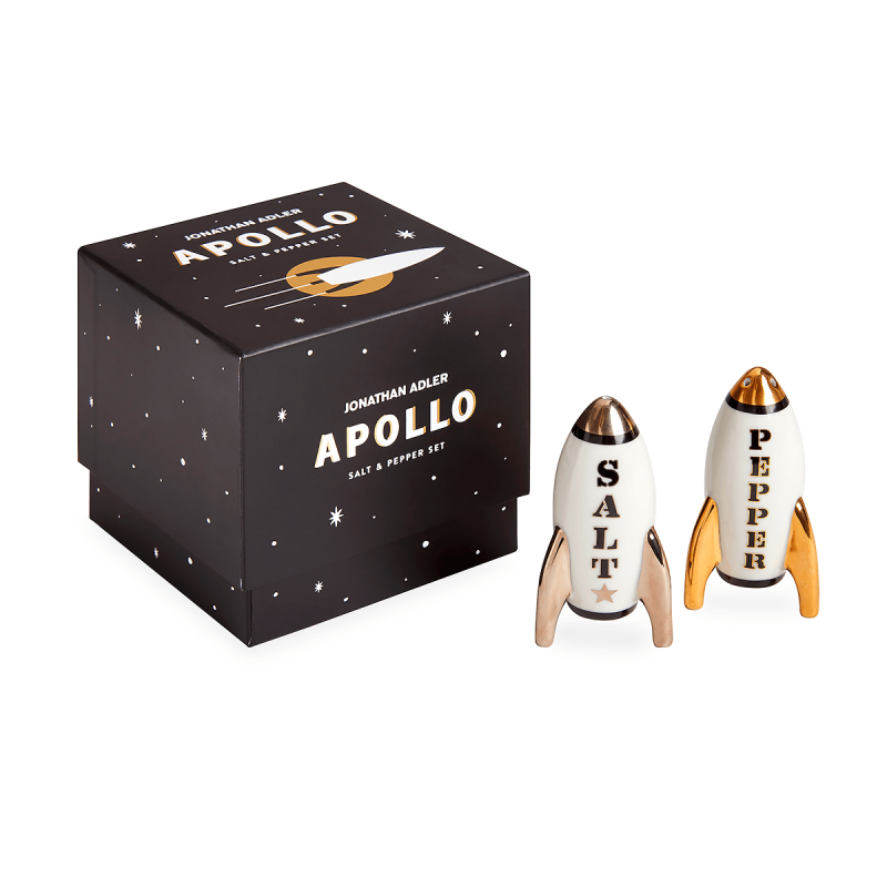 Apollo Salt & Pepper Shakers, large