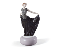 Haute Allure Exquisite Creation Woman Figurine. Limited Edition, small