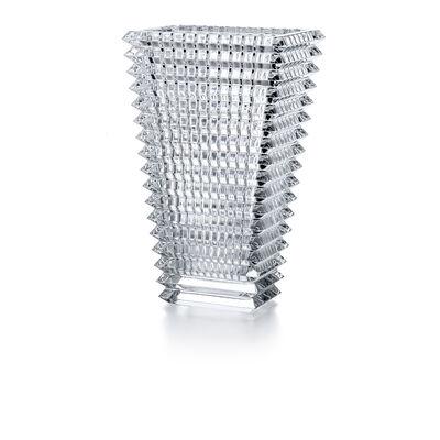 Clear Eye Vase
