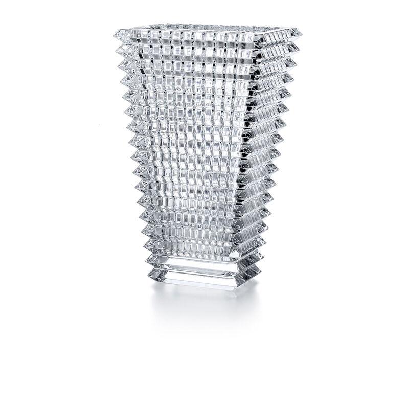 Clear Eye Vase, large