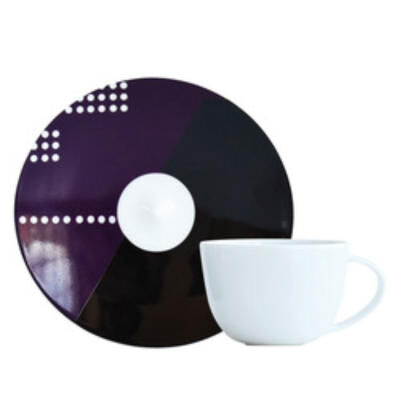 OSCAR Espresso cup and saucer
