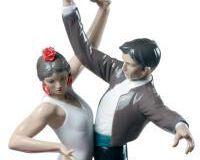 تمثال راقصي الفلامينكو, small
