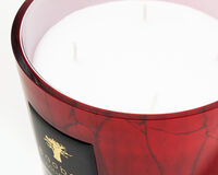 40th Ruby Tanagra Candle, small