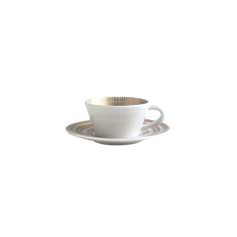 Canisse Coffee Cup & Saucer, large
