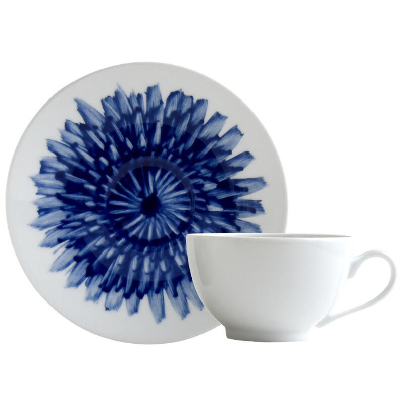 In Bloom Tea Cup And Saucer, large