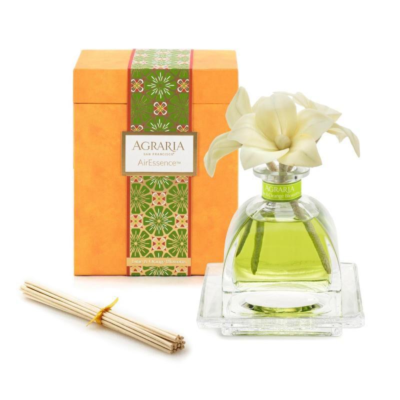 Lime & Orange Blossoms Air Essence, large