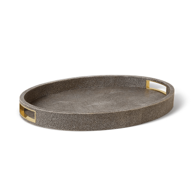 Shagreen Cocktail Tray