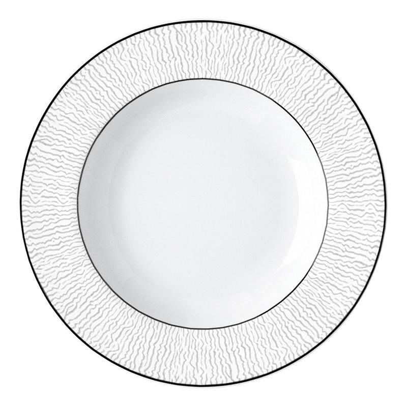 Dune Rim Soup Plate, large