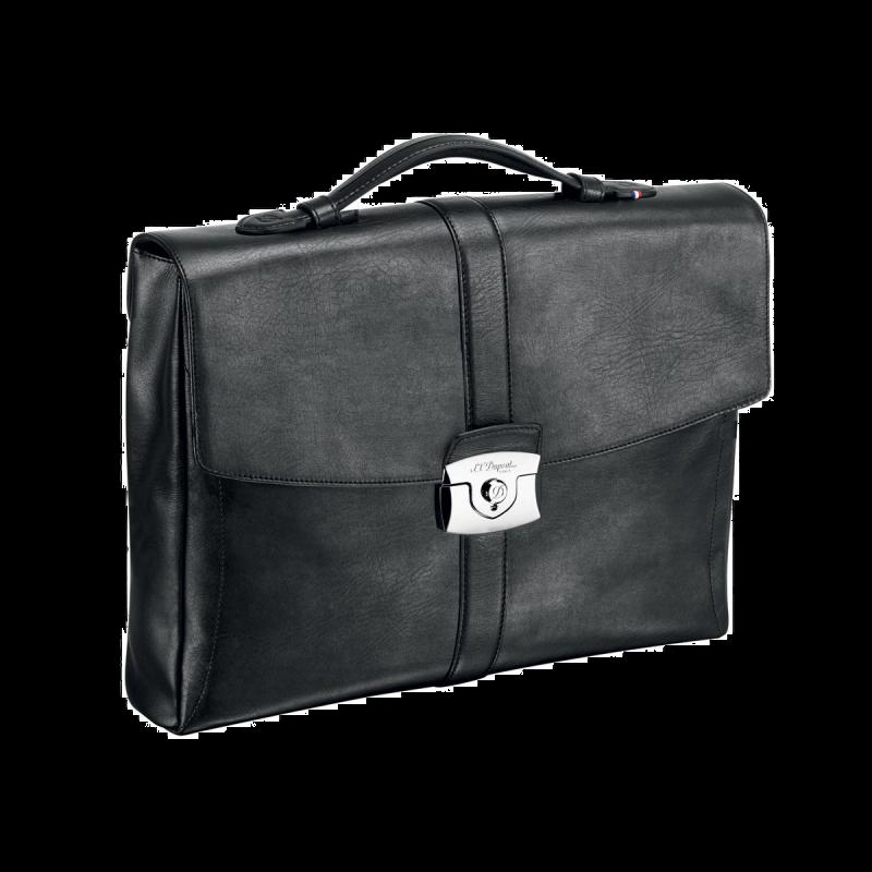 حقيبة جلد ناعم, large