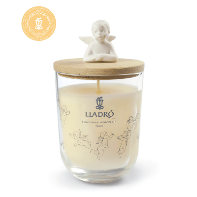 """Thinking Of You "" Candle - Gardens Of Valencia Scent"