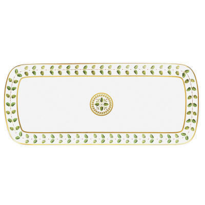 Constance Cake platter rectangular