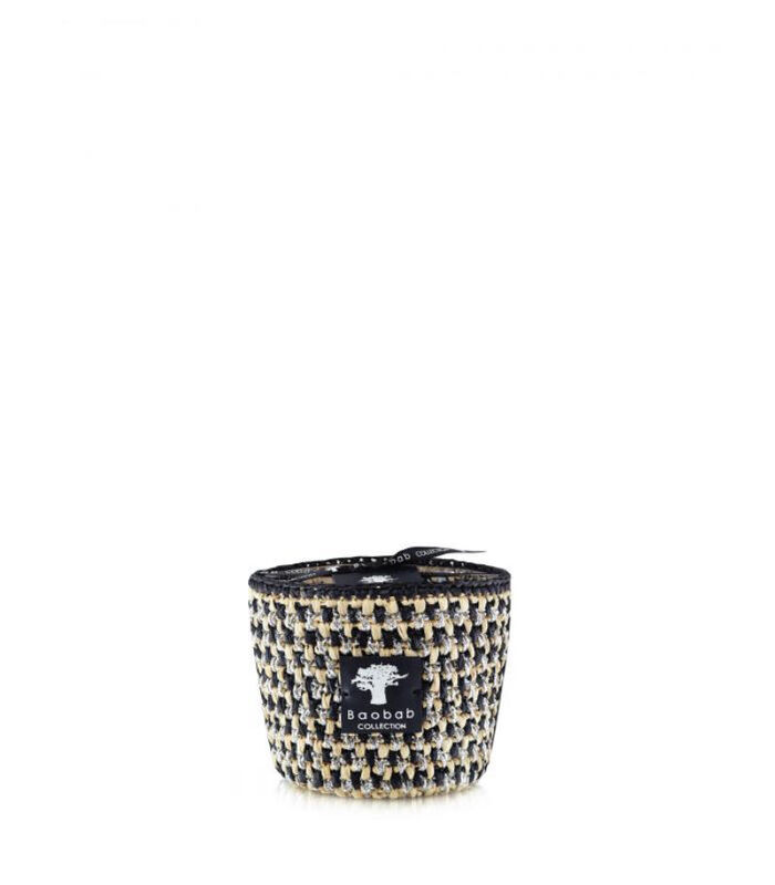 Modernista Raffia Marina Candle, large