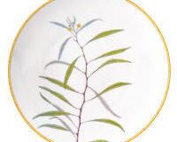 Jardin Indien Dinner Plate, small