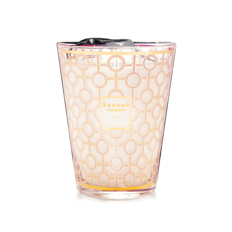 Women Scented Candle, large