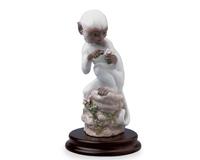 The Monkey Figurine, small