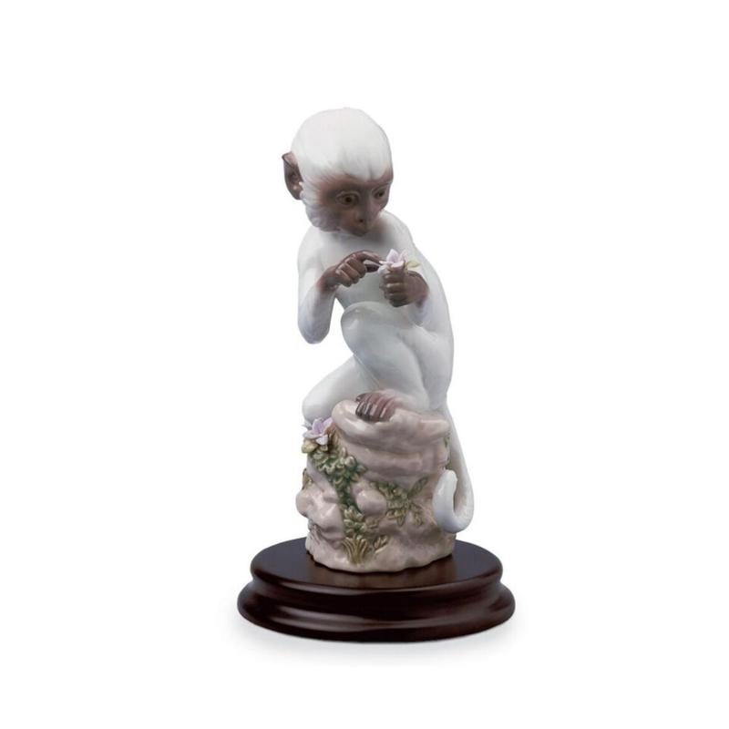 The Monkey Figurine, large