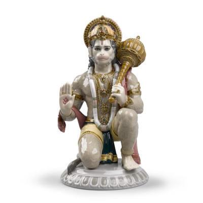 Hanuman Figurine