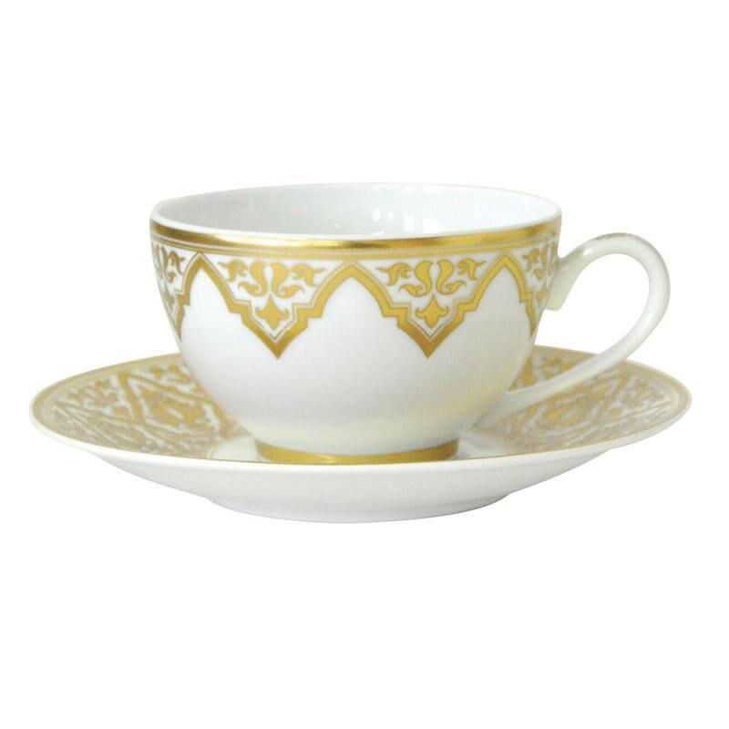 Venise Tea Cup & Saucer, large