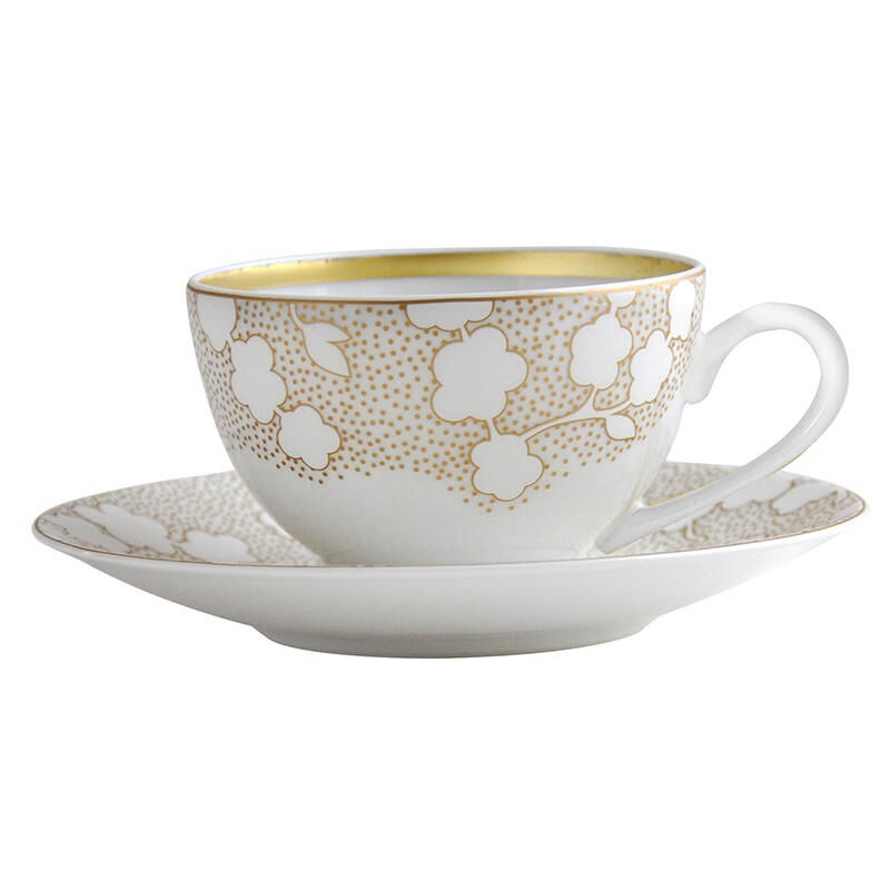 Eve Tea Cup And Saucer, large