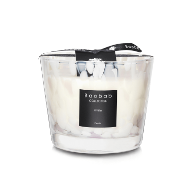 Pearl Scented Candle