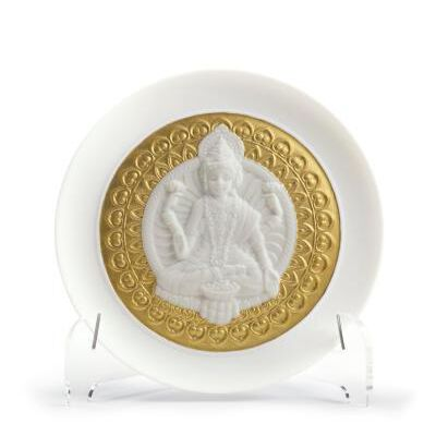 Goddess Lakshimi Decorative Plate