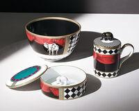 Totem Elephant Bowl, small