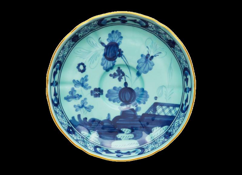 Tea Saucer Oriente Italiano Iris, large