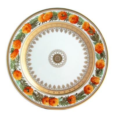 BOTANIQUE Salad plate marigold