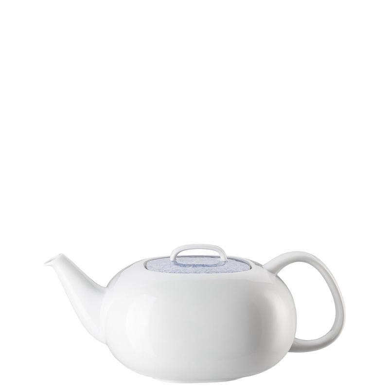 Moon Cipango Blue Teapot, large