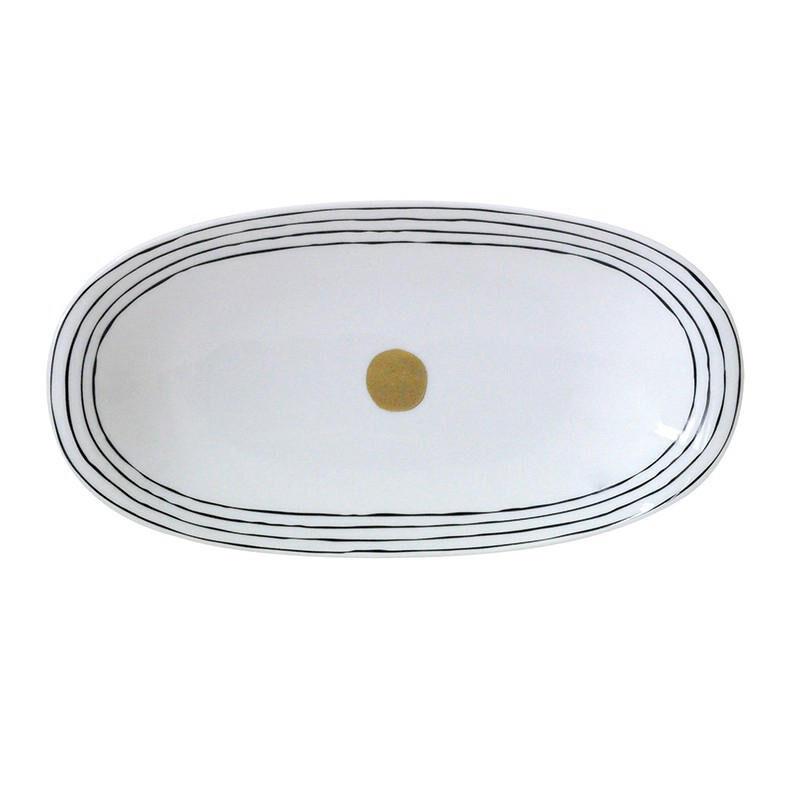 Aboro Relish Dish, large