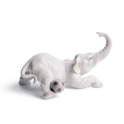Classic Elephant Goal Figurine