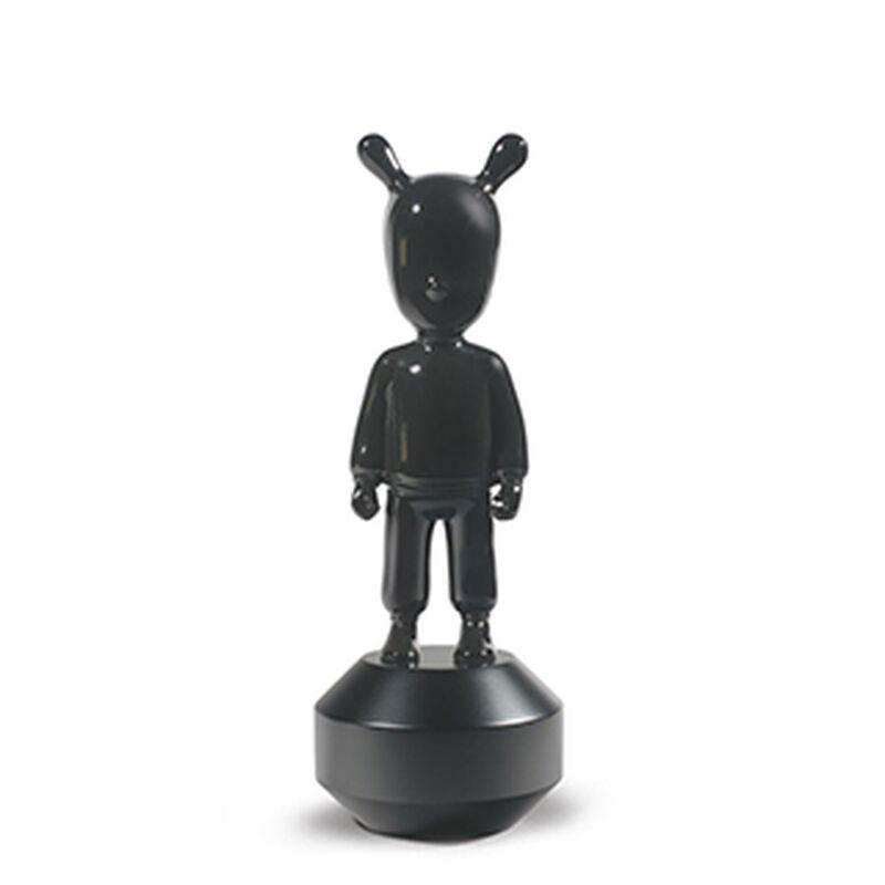 The Black Guest-Little, large