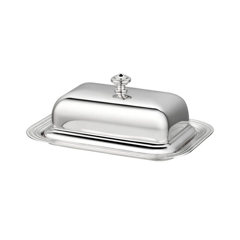 Albi Butter Dish, large