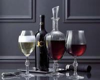 Jcb Passion Wine Decanter, small