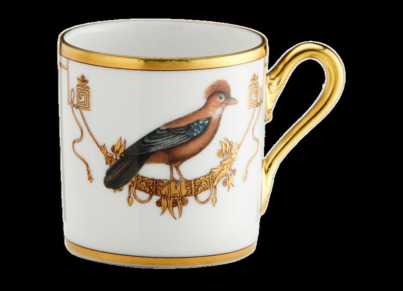 Espresso Cup Volière Geai, large