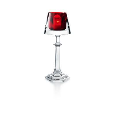 HARCOURT MY FIRE CANDLESTICK RED