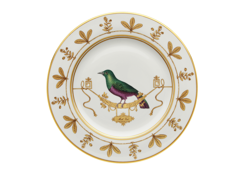 Volière  Plate, large