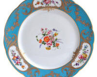 Siecle Dinner Plate, small