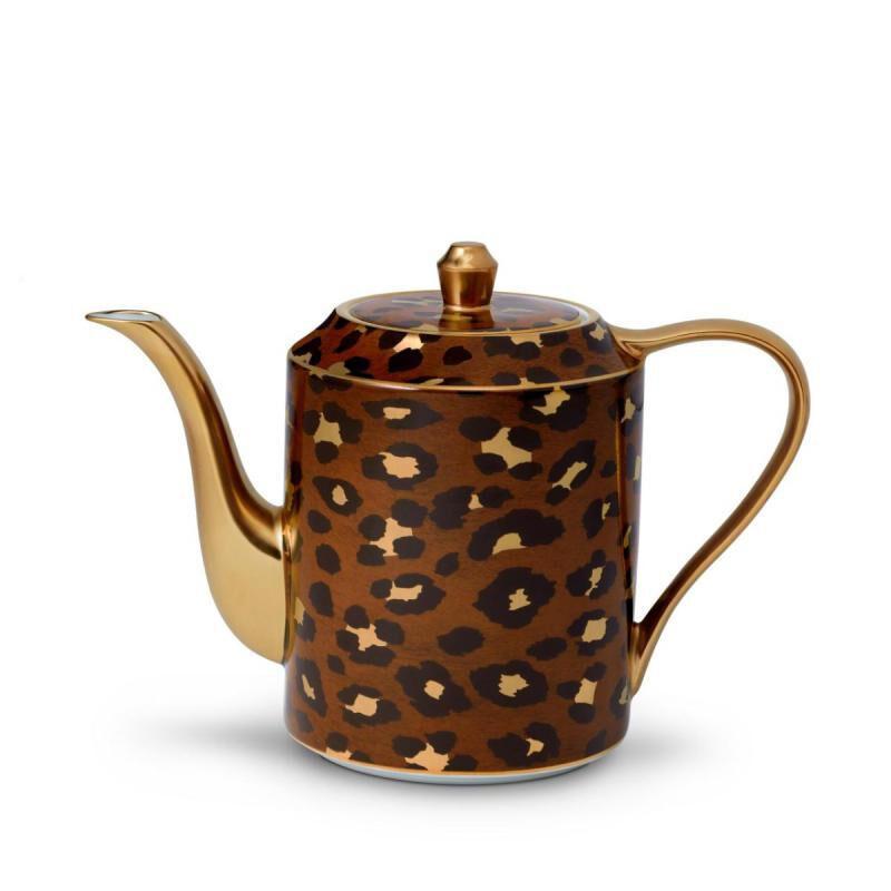 ابريق شاي  ليوبارد, large