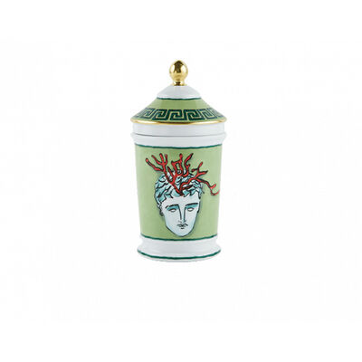 Il Viaggio Di Nettuno Pharmacy vase with cover