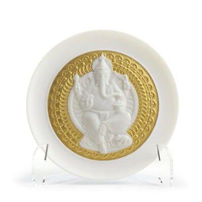 Lord Ganesha Plate