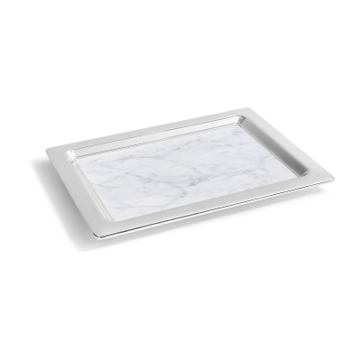 Marble Dual Tray