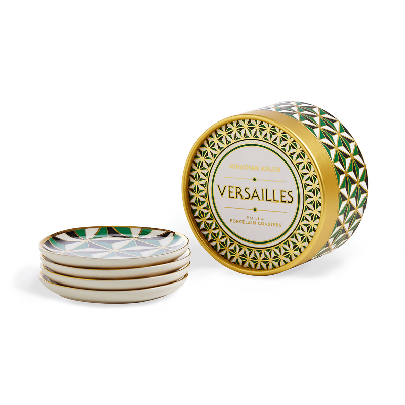 Versailles Coaster Set, large