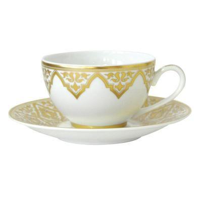 Venise Tea Cup & Saucer