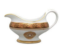 Eventail Gravy Boat, small