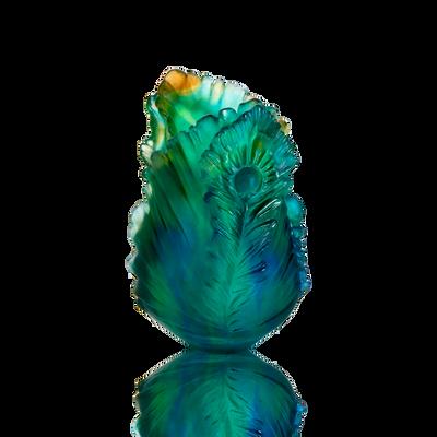 Fleur De Paon Small Vase